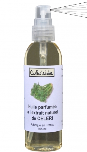 AROMATIZED OIL with CELERI NATURAL EXTRACT