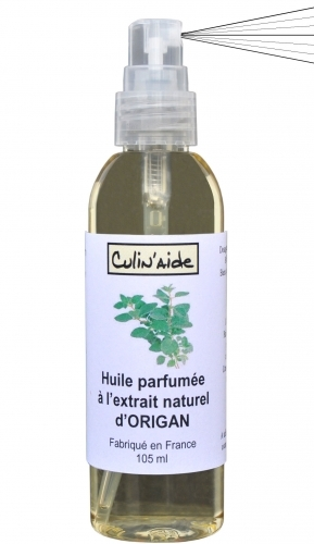 AROMATIZED OIL with NATURAL ORIGINAL EXTRACT