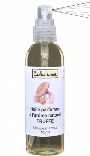 HUILE AROMATISEE à l'AROME NATUREL TRUFFE