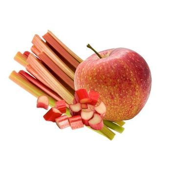 APPLE - RHUBARB - Flavour