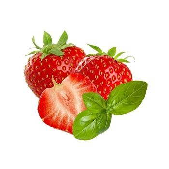 STRAWBERRY - BASIL - Flavour