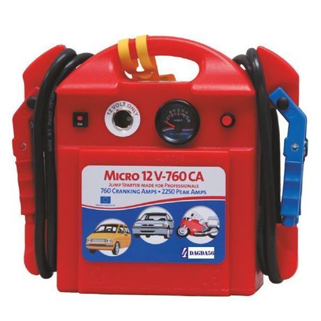 Booster 12V 800A