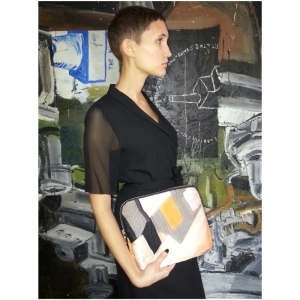 AMBRE, CLUTCH BAG