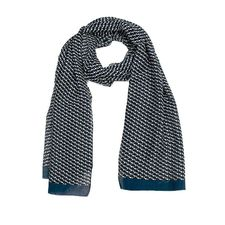 ZIRCON SCARF, BLUE