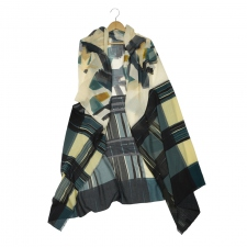 JASPE ORION CAPE SCARF