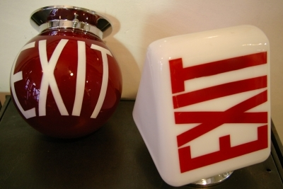 lampe exit USA