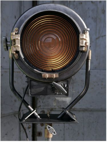 grand projecteur cinema MOLE RICHARDSON studio Hollywood annees 30/40