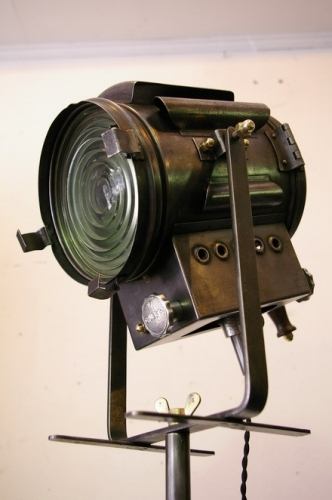 ancien Projecteur de cinema Gruber entierement d'origine
