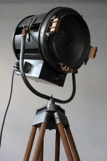 ancien projecteur cinema hollywood richardson an 40 50. Black Bedroom Furniture Sets. Home Design Ideas
