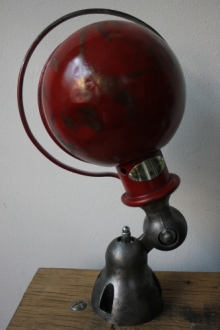 Unique lampe Jielde 1 applique finition vintage industrielle 3