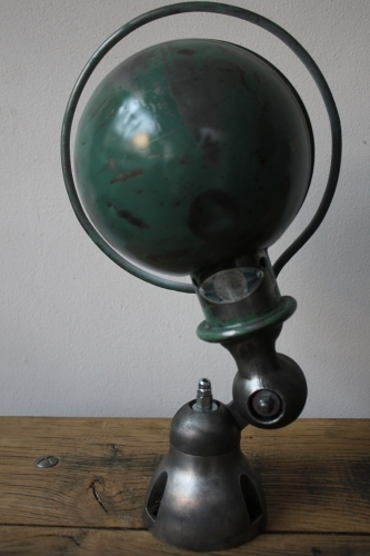 Unique lampe Jielde 1 applique finition vintage industrielle 10