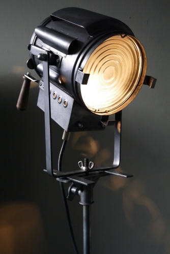 ancien Projecteur de cinema Gruber annees 40