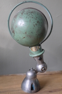Unique lampe Jielde 1 applique finition vintage industrielle 2