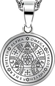 Grand pentacle de Salomon