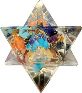 Mini Merkaba Orgonite