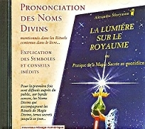 CD DE PRONONCIATION DES NOMS DIVINS