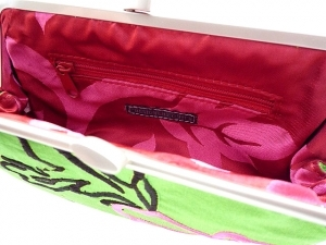 Designers Guild large purse Valeria Jade