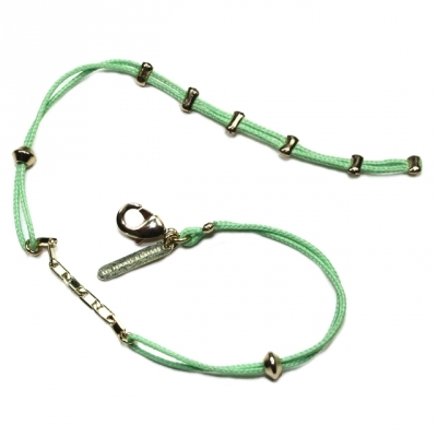 Les Femmes à Barbes bracelet Dream pale green