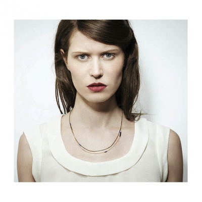 Judith Benita necklace Soft Noir