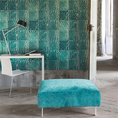Designers Guild Aquarelle wallpaper