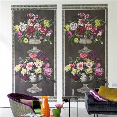 Designers Guild Ornamental Garden wallpaper