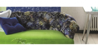 Designers Guild sofa Button