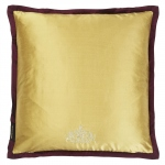 The Royal Collection cushion St George Ruby