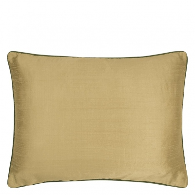 The Royal Collection cushion Windsor Velvet Moss