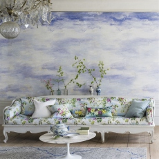 Designers Guild Cielo wallpaper
