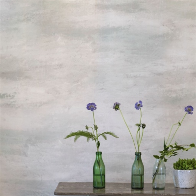 Designers Guild Cielo Jade wallpaper