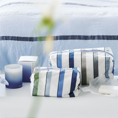 Designers Guild Trousse de toilette Ventaglio Wedgwood medium