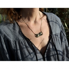 LA2L necklace Debora Rose