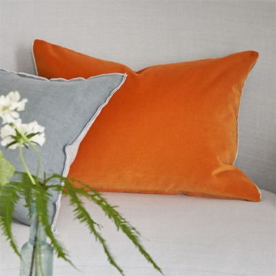 Designers Guild cushion Cassia Zinnia