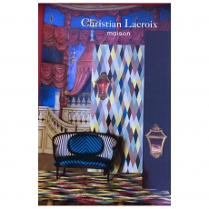 Christian Lacroix Wallpaper Mascarade Arlequin