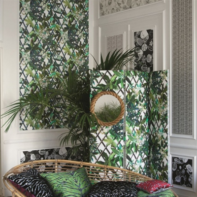 Christian Lacroix Wallpaper Canopy
