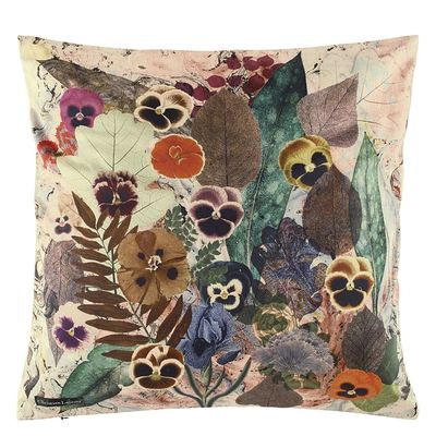 Christian Lacroix coussin Herborhysteria Multicolore