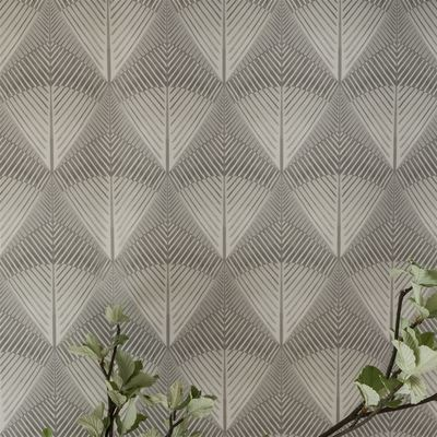 Designers Guild wallpaper Veren Linen
