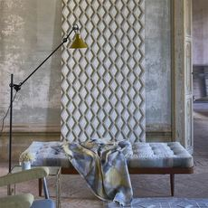 Designers Guild wallpaper Jourdain Linen