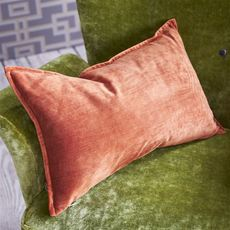 Designers Guild cushion Rivoli Saffron
