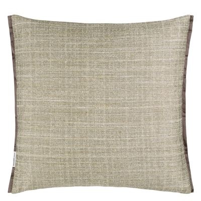 Designers Guild cushion Manipur Oyster