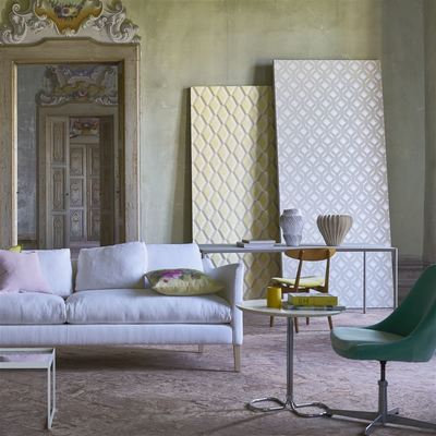 Designers Guild wallpaper Chareau