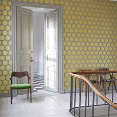 Designers Guild wallpaper Zardozi