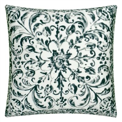 Designers Guild cushion Pahari Damask Tuberose
