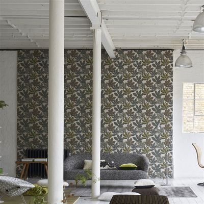 Designers Guild Tanjore wallpaper