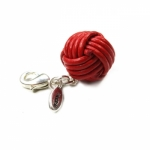 Pilgrim ball of wool in red