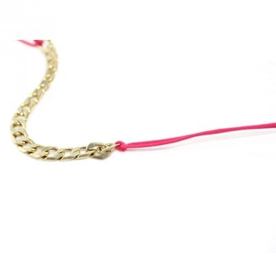 Objet Trouve headband Cheap but so Chic rose/gold
