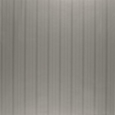 Ralph Lauren Trevor Stripe stainless steel wallpaper