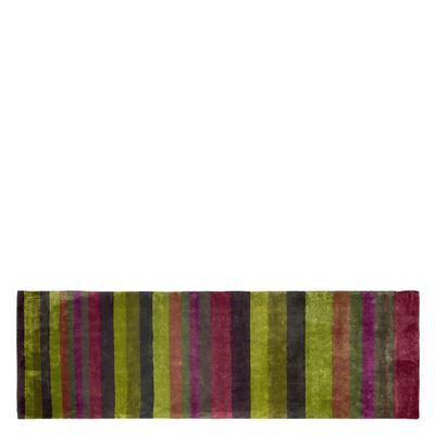 Designers Guild runner rug Tanchoi Berry