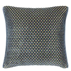 Designers Guild cushion Portland Delft