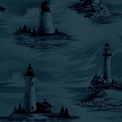 Ralph Lauren Pemaquid Midnight wallpaper